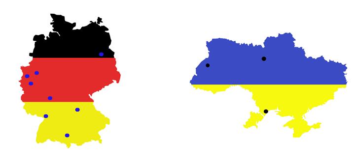 Дешевые авиабилеты из Украины в 7 городов Германии от €23 в две стороны! -